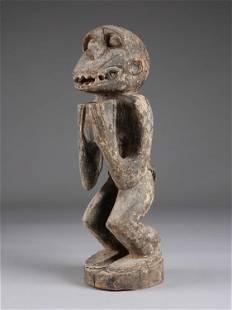 """A Baule Monkey Figure, """"mbotumbo"""""""