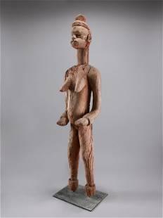 """An Igbo Figure, """"alusi"""""""