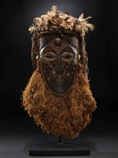 A Kete Face Mask