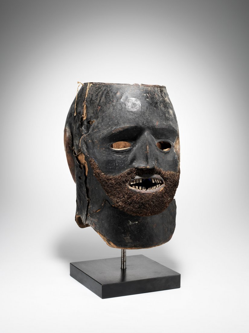 Maske, Janus