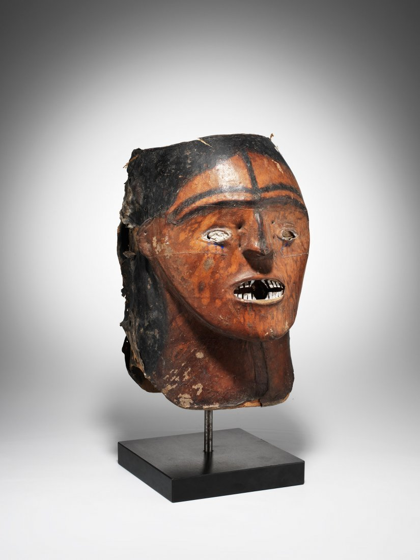 Maske, Janus - 3