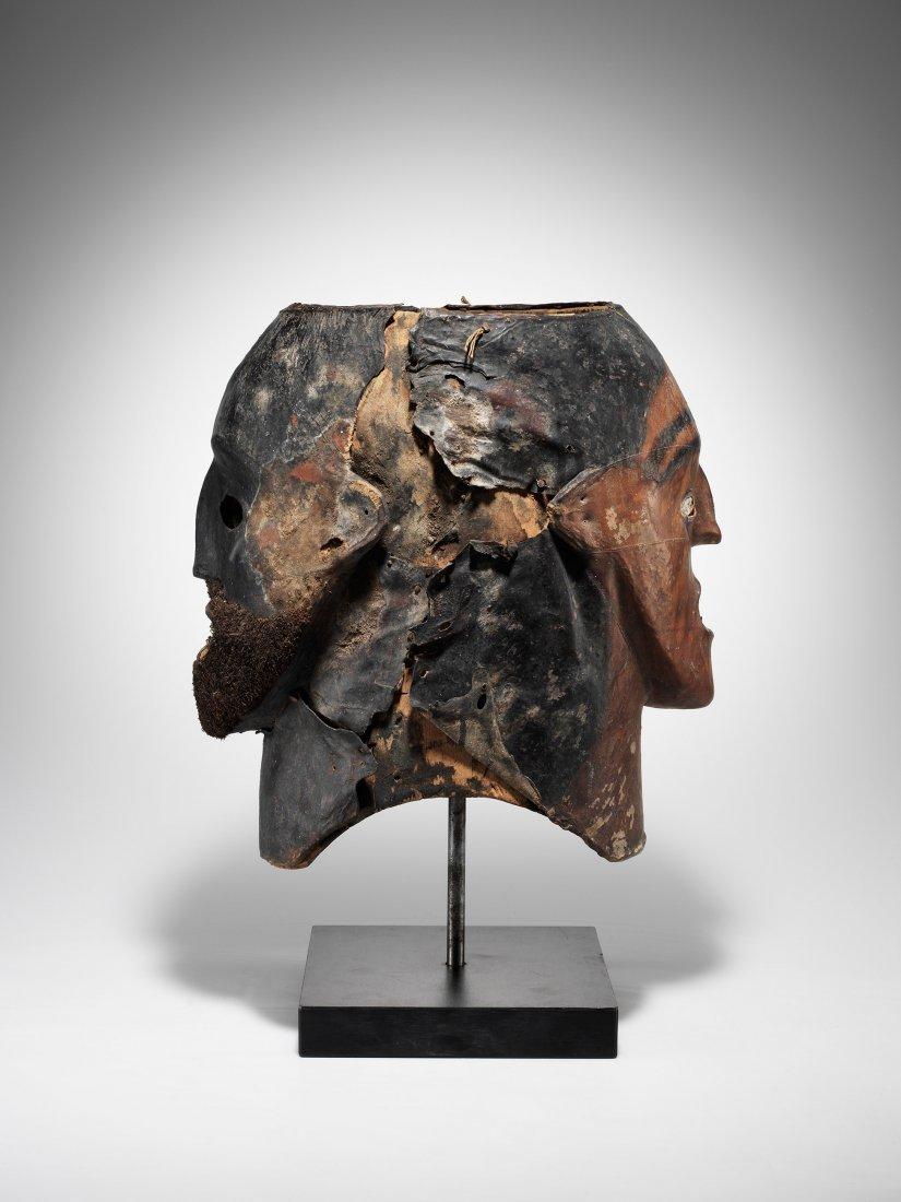 Maske, Janus - 4