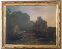 Original Oil Painting - Gustave Courbet