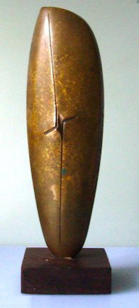 JEAN PIERRE GHYSELS  1932 BRONZE SCULPTURE OF THIS