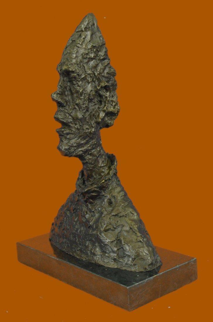 Alberto Gia cometti, Bust de Diego Bronze Sculpture