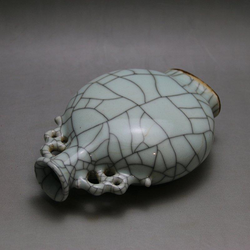 Qing Dynasty Chinese Porcelain Vase - 4