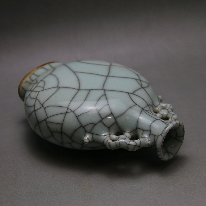 Qing Dynasty Chinese Porcelain Vase - 5