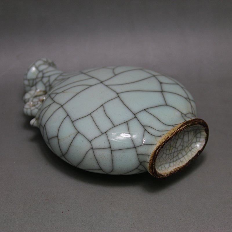 Qing Dynasty Chinese Porcelain Vase - 6