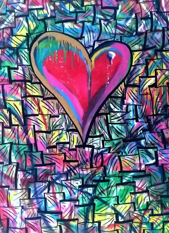 Big Love by Chris Sweeney