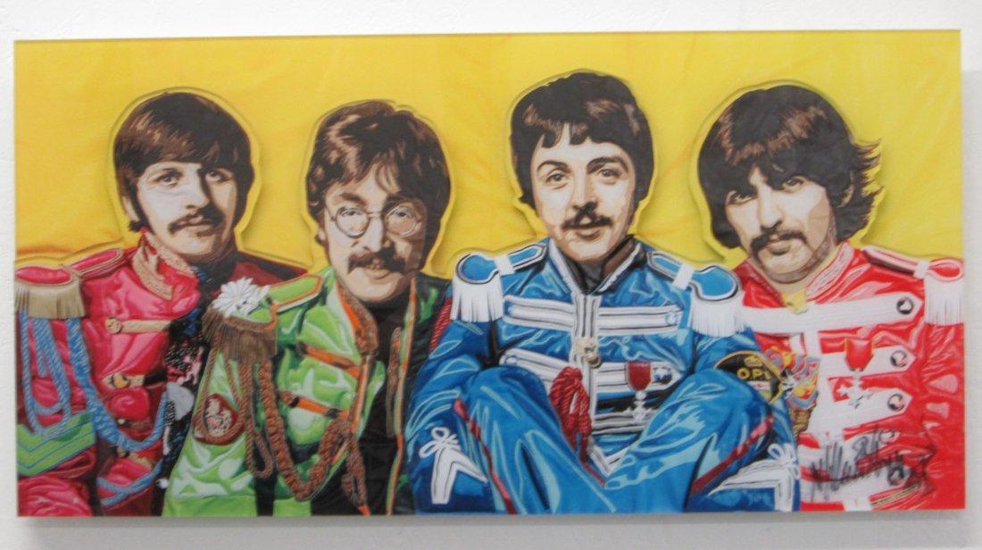 The Beatles by Jeff Hamilton