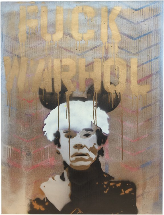 F*ck Warhol by Royal