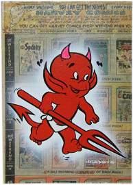Devil #1 by Creepshow