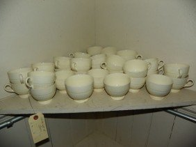 SET OF 33 WEDGEWOOD CUPS 1506