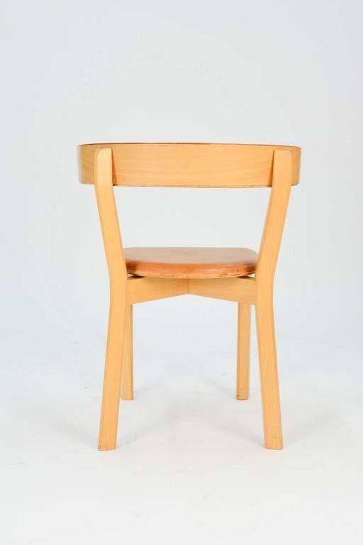 3 Jorgen Gammelgaard Surround Back Dining Chairs - 4
