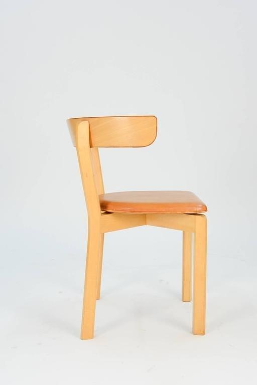 3 Jorgen Gammelgaard Surround Back Dining Chairs - 5