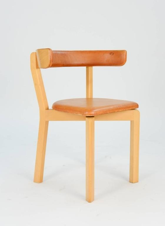3 Jorgen Gammelgaard Surround Back Dining Chairs - 6
