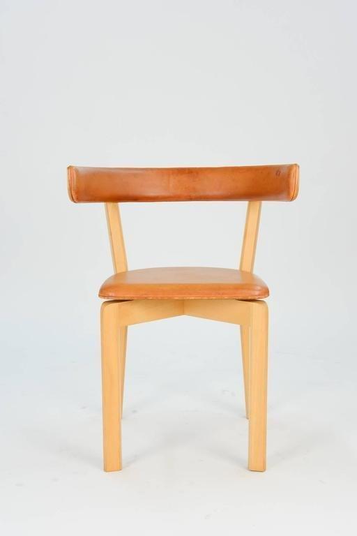 3 Jorgen Gammelgaard Surround Back Dining Chairs - 7