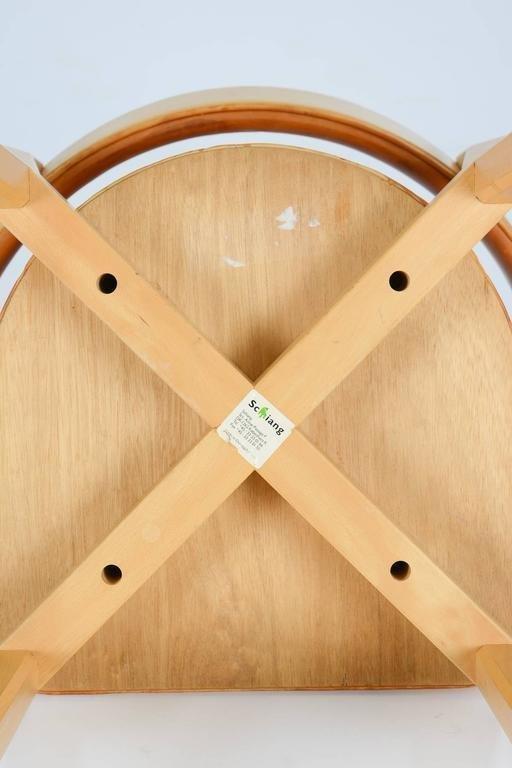 3 Jorgen Gammelgaard Surround Back Dining Chairs - 8