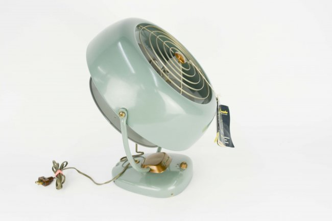 1950's Vintage Vorando Wall or Desk Fan - 3