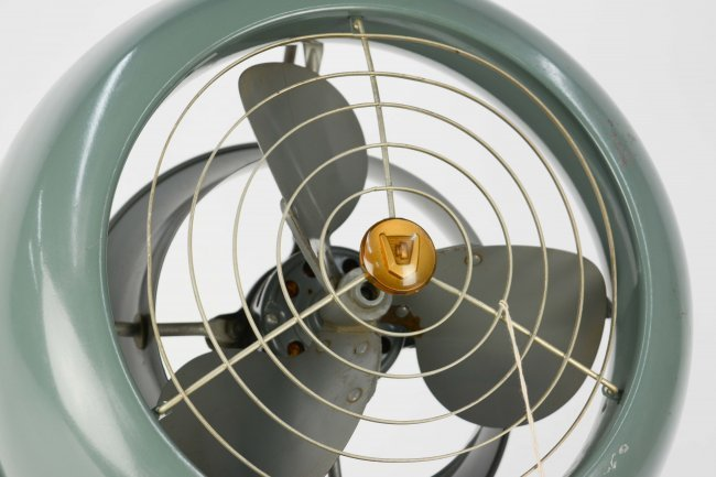 1950's Vintage Vorando Wall or Desk Fan - 5
