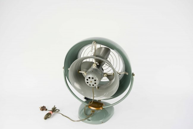 1950's Vintage Vorando Wall or Desk Fan - 6