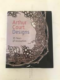 Arthur Court Designs 35 Years of Innovation monogram