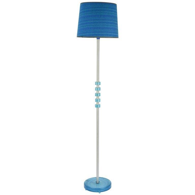 Wonderful Glass Floor Lamp by Carl Fagerlund
