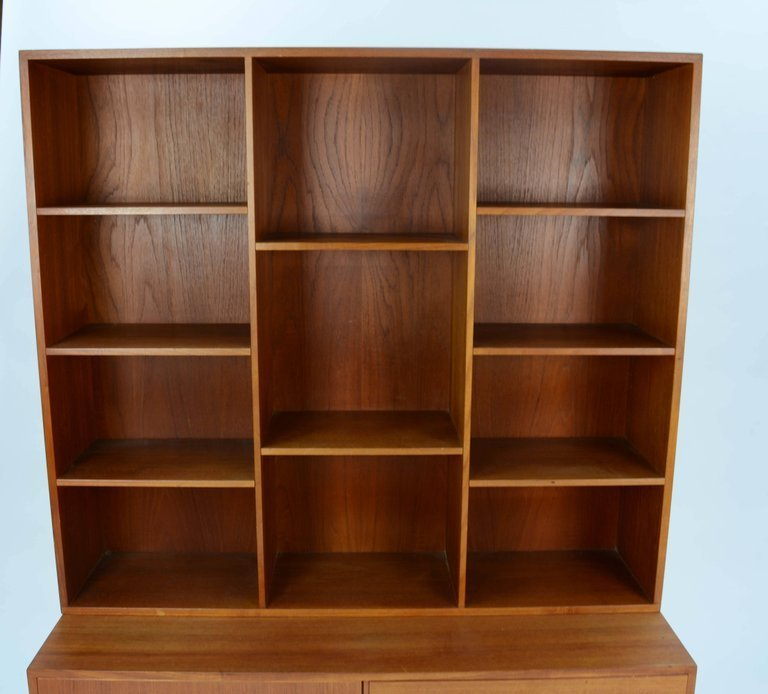 Peter Lovig Nielsen Bookcase and Credenza Wall Unit - 2