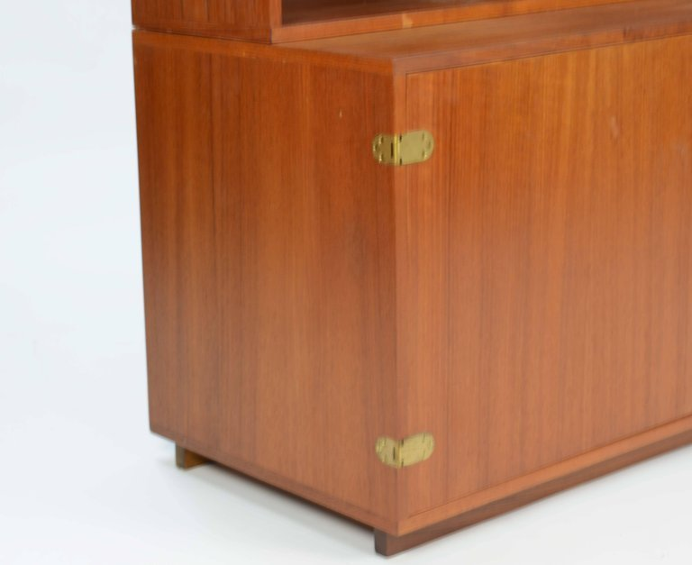 Peter Lovig Nielsen Bookcase and Credenza Wall Unit - 6