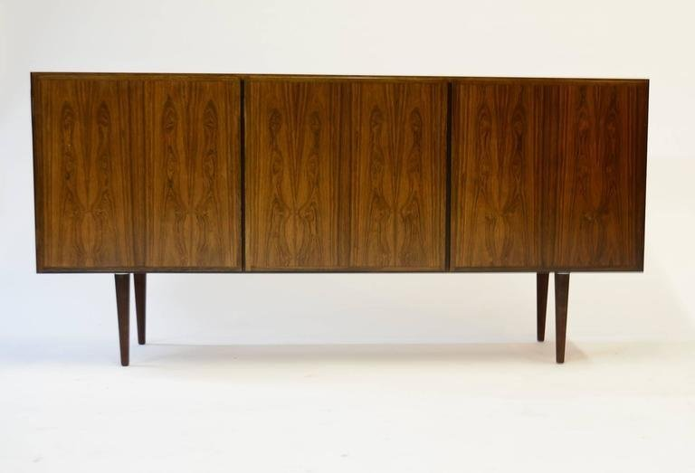 A  Finely-Grained Mid-Century Rosewood Gunni - 2