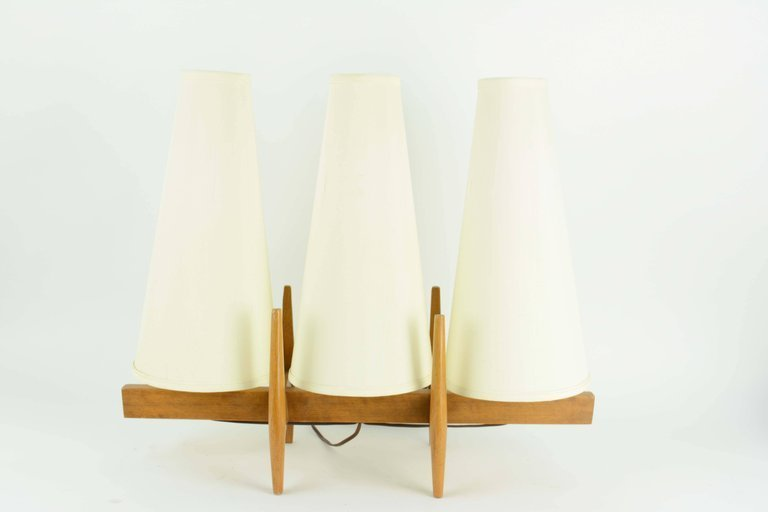 Triptych Table Lamp by Moss Lighting of San Francisco - 2