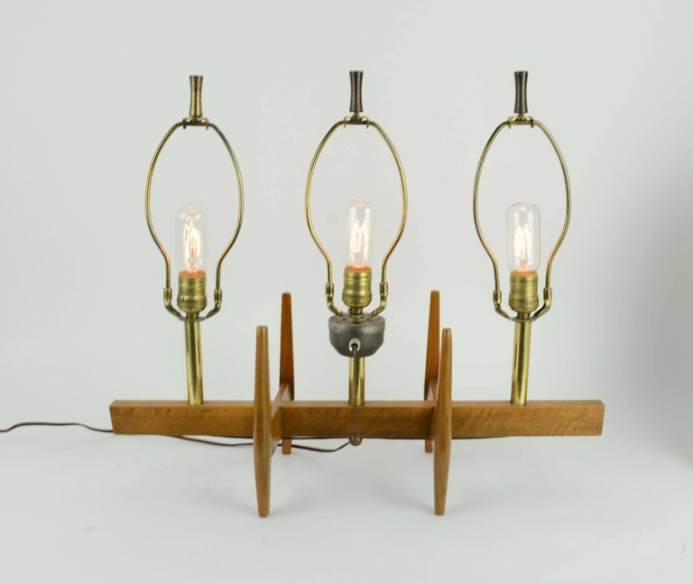 Triptych Table Lamp by Moss Lighting of San Francisco - 6