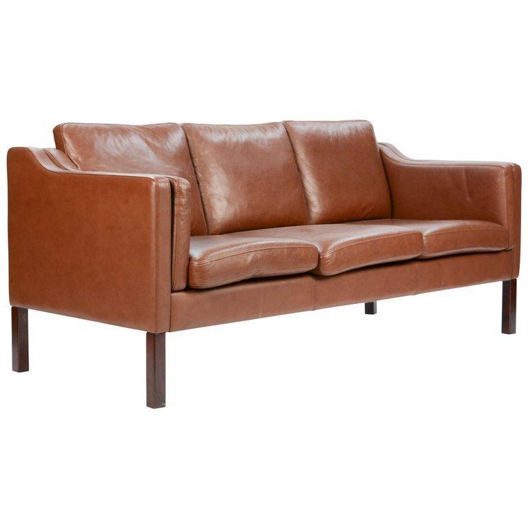 Borge Mogensen Sofa Model 2213