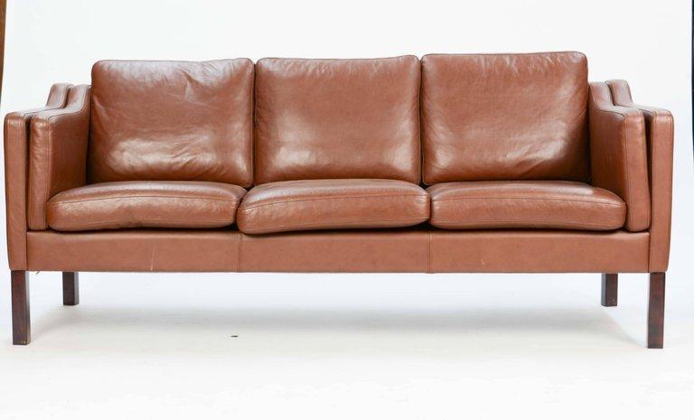 Borge Mogensen Sofa Model 2213 - 2
