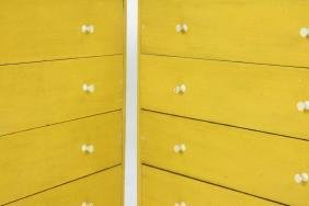 Pair of George Nelson Herman Miller Chest of Drawers - 3