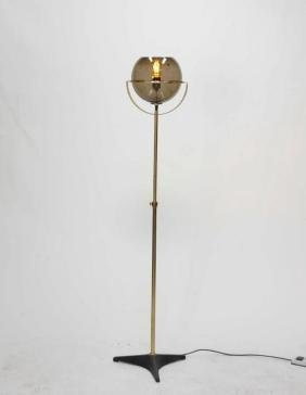 Rare Adjustable Floor Lamp by Frank Ligtelijn for RAAK - 2