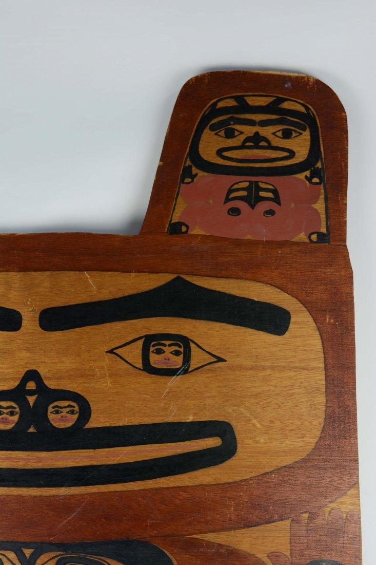 Jim Jacobs (1846-1941, Tlingit, Alaskan Grizzy Bear Sig - 4