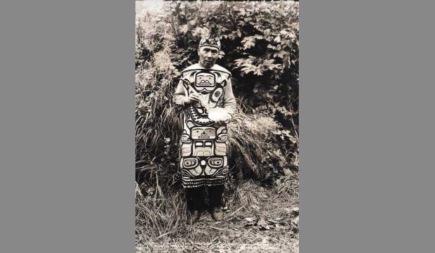 Jim Jacobs (1846-1941, Tlingit, Alaskan Grizzy Bear Sig - 6