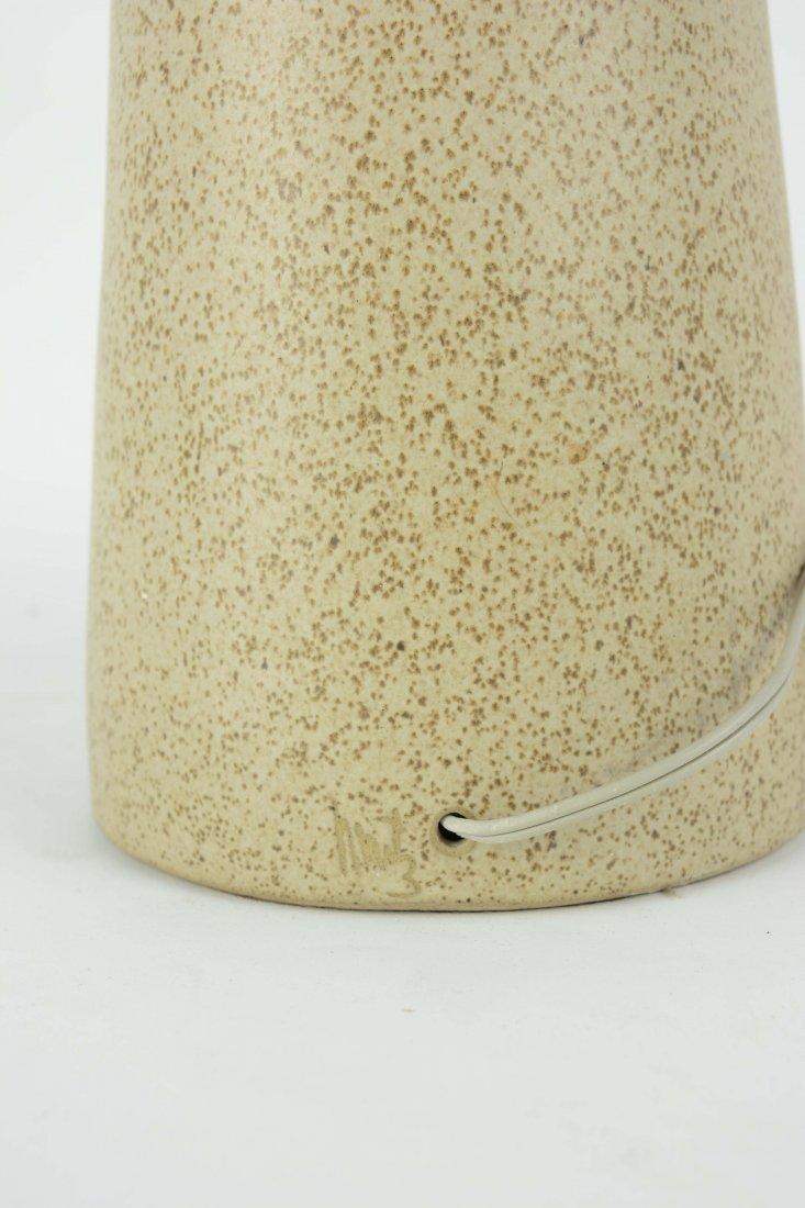 Gordon and Jane Martz Ceramic Lamp for Marshall Studio - 4