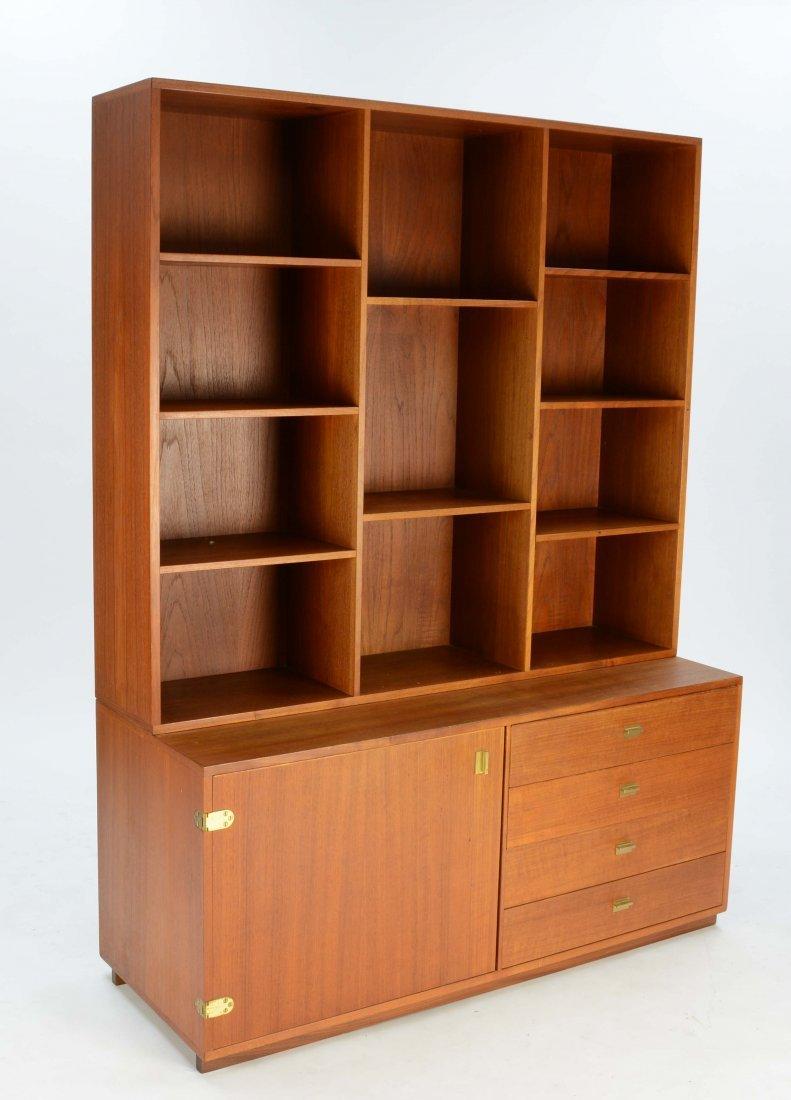 Peter Løvig Nielsen Bookcase and Credenza - 4