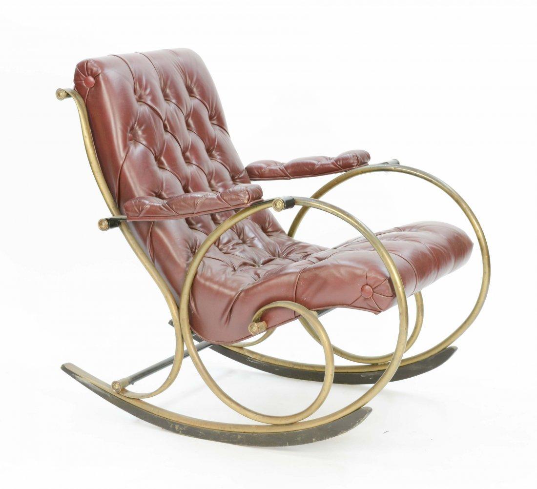 Lee Woodard Rockering Chair