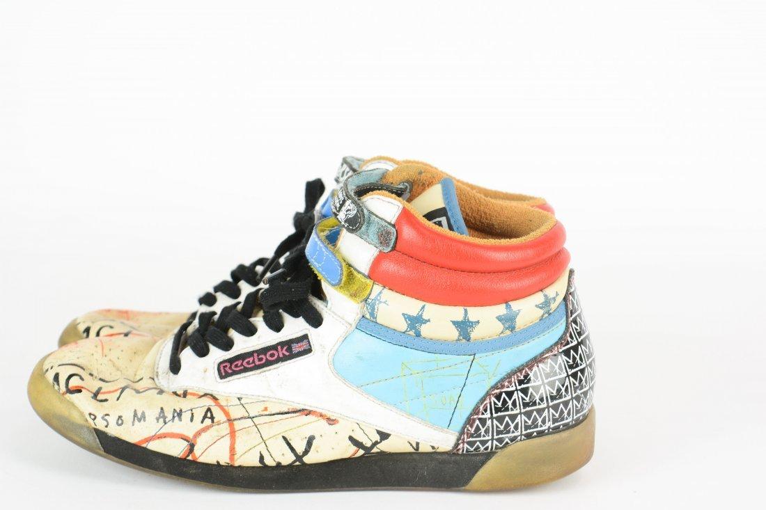 Jean-Michel Basquiat/Rolland Berry