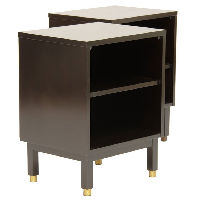 Edward Wormley for Dunbar Nightstands