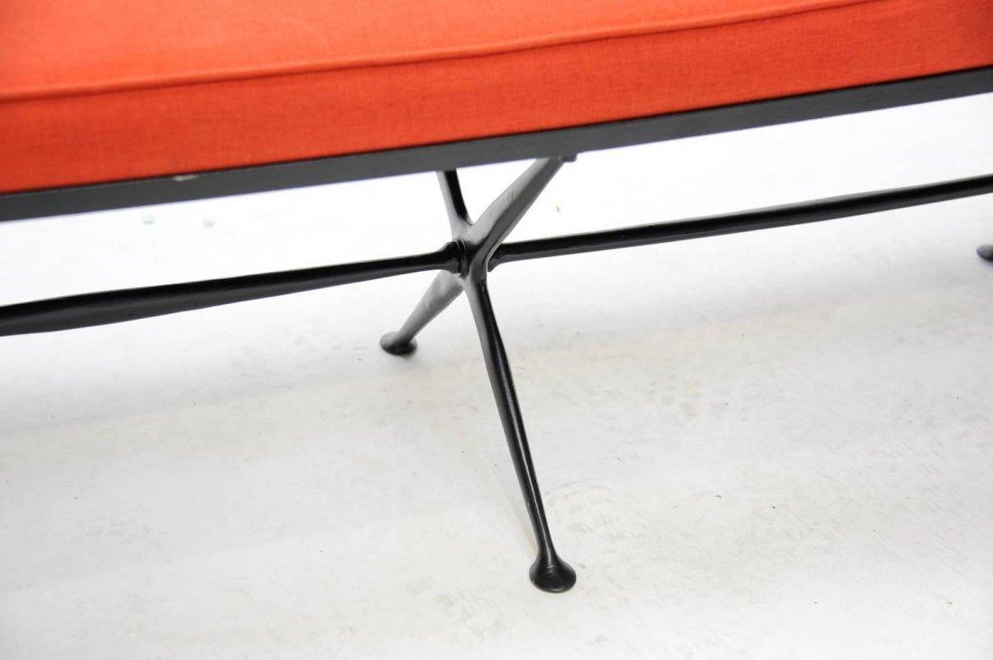 Wonderful Thinline Bench with Elegant Feet - 3