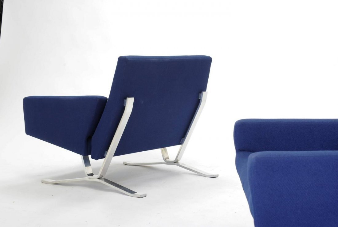 Club Chairs for JG Furniture Co. after Poul Kjaerholm - 5