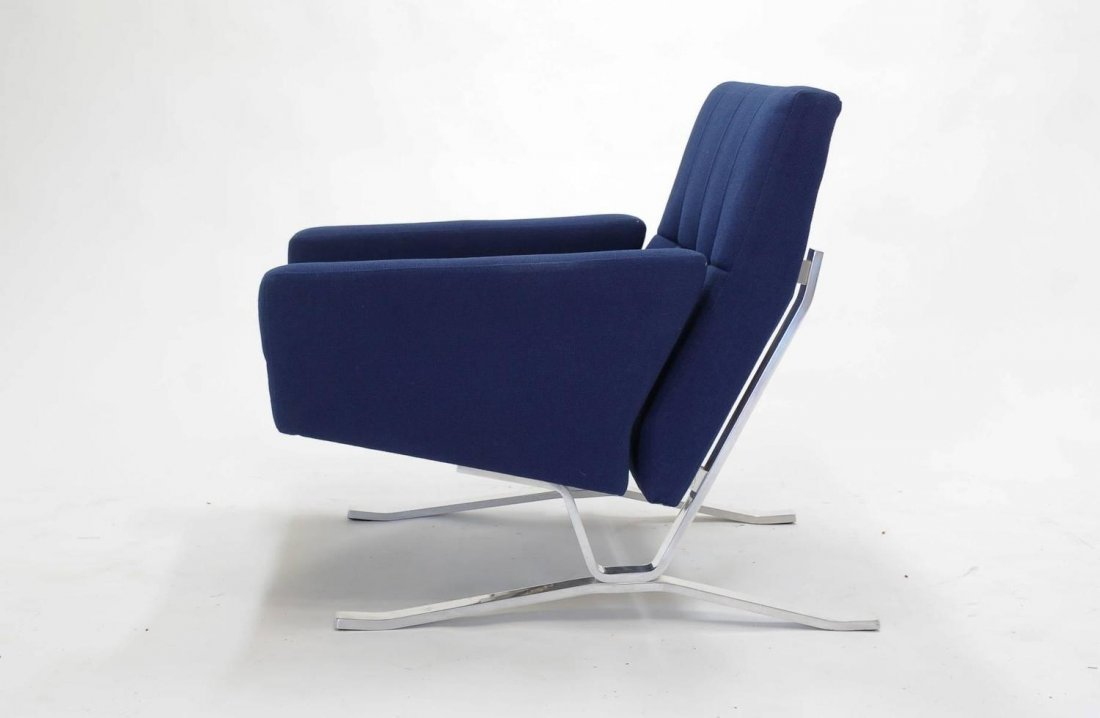 Club Chairs for JG Furniture Co. after Poul Kjaerholm - 6