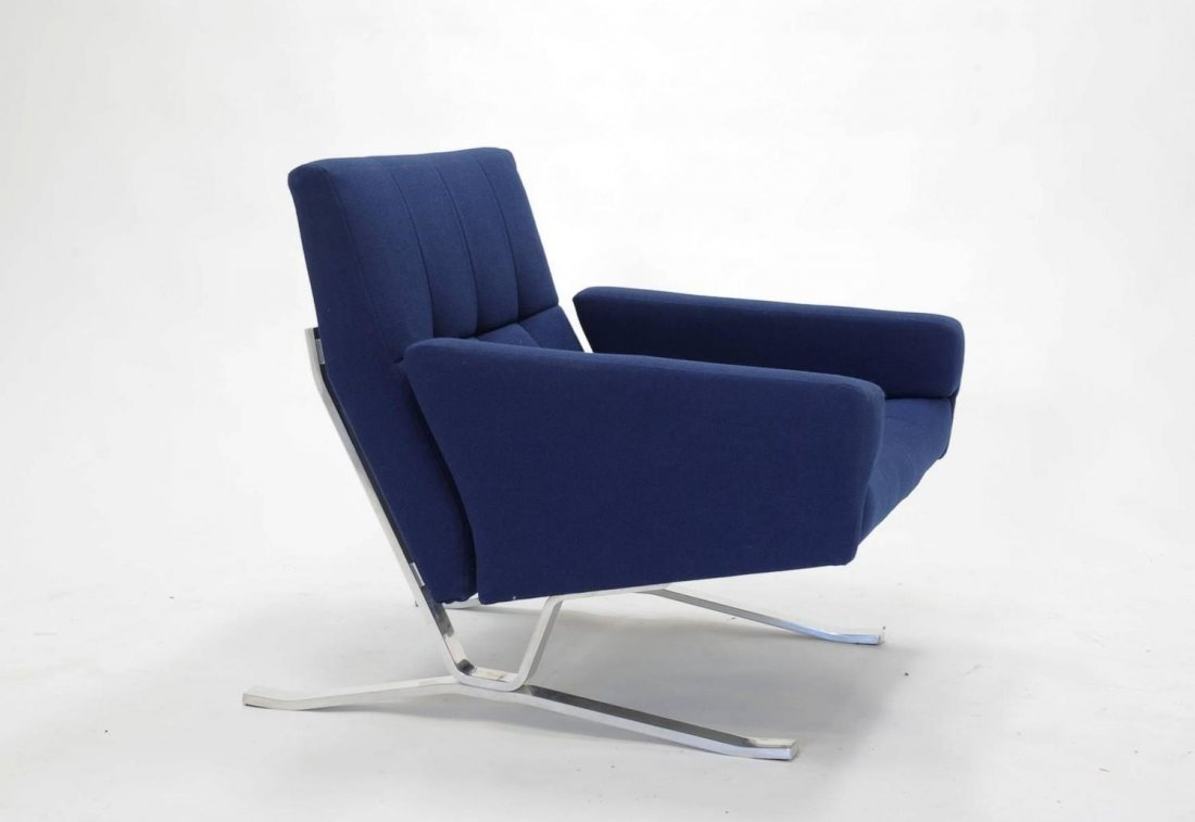 Club Chairs for JG Furniture Co. after Poul Kjaerholm - 8