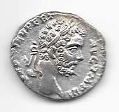 Septimus Severus AR Denarius 193AD
