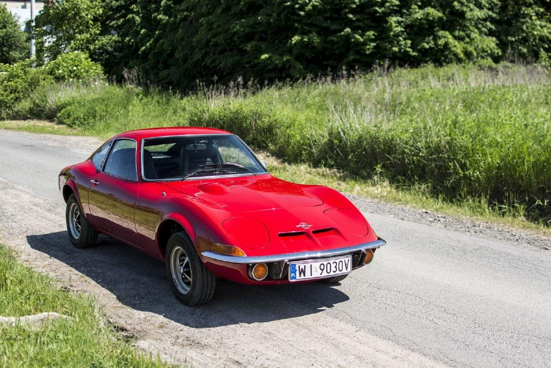 OPEL GT, 1973; A rare coupe, reasonably priced; body