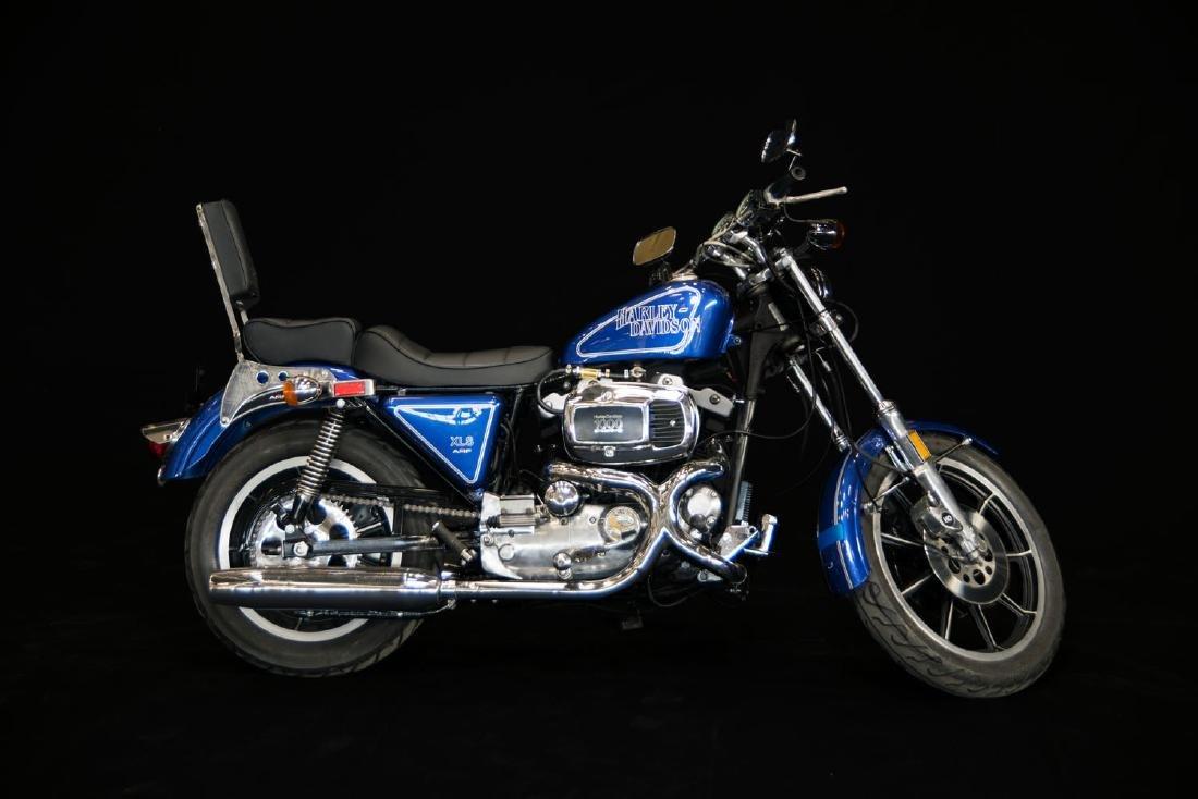 Harley Davidson 1000 XLS, 1979